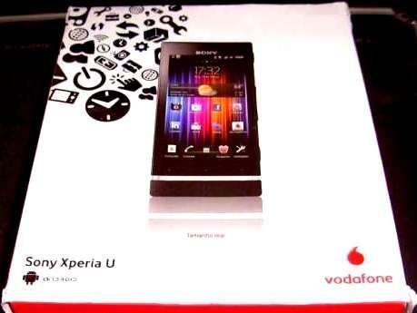 Sony Xperia C/NOVO