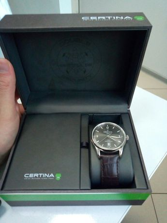 Продам часы Certina C026.407.16.087.00
