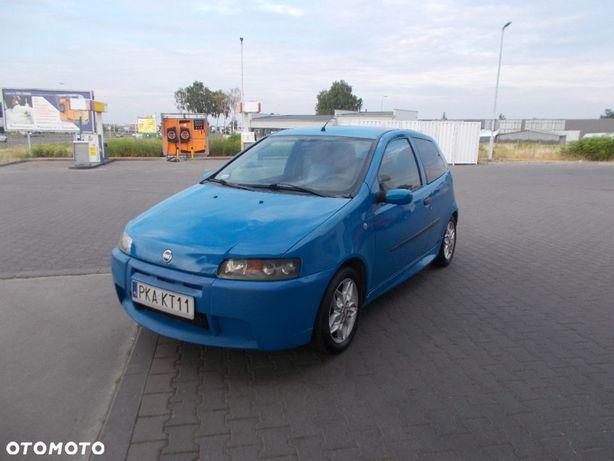 Fiat Punto Abarth 1,8 Benzyna 130 Konny Gaz Sekwencja