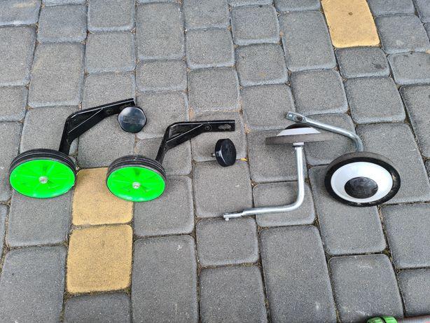 Boczne Kółka do roweru rowerek komplet
