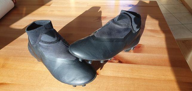 Buty piłkarskie czarne NIKE Phantom vsn Ghost roz. 39 multiground