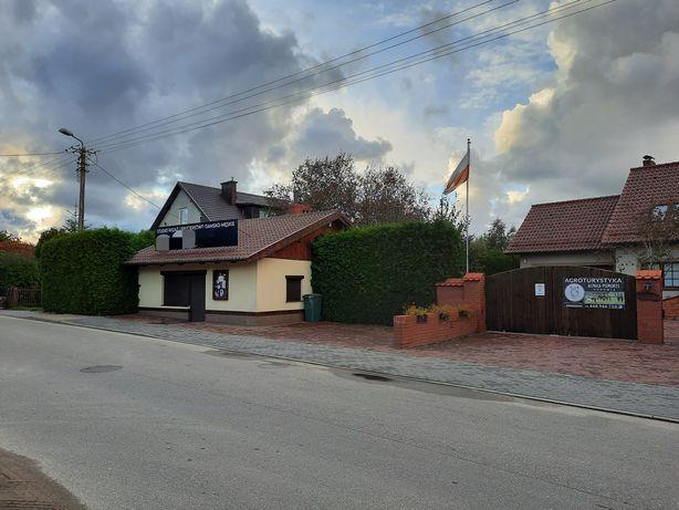Lokal handlowo usługowy do wynajęcia Sławoszyno