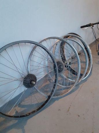 Części rowerowe ramy i koła