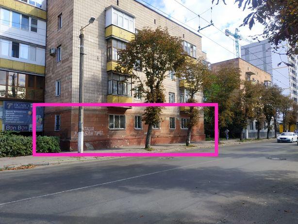Центр фасад 95 кв.м под бизнес ул. Покровская 20