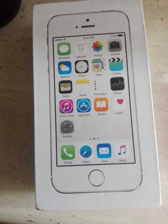 Iphone 5s srebrny