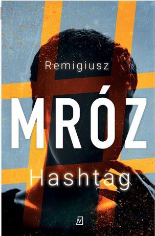 """Książka """"Hashtag"""""""