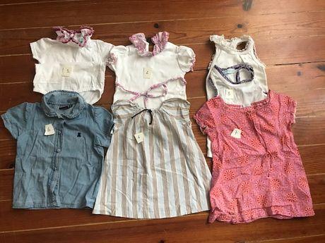 Camisolas, tunicas ANTIMILK, Maria Gorda, METRO dos 9 aos 18 meses