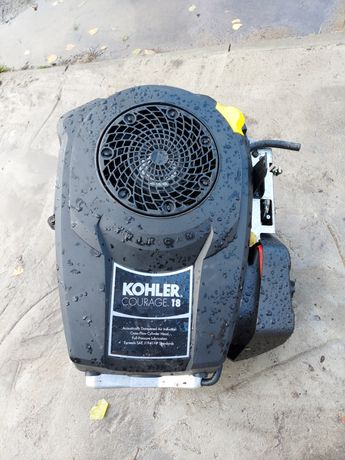Traktorek kosiarka silnik kohler 18hp pompa oleju  z niemiec