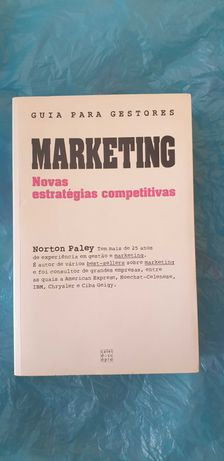 Livro Marketing Novas estratégias competitivas
