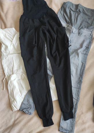 Hm mama 36 spodnie ciążowe
