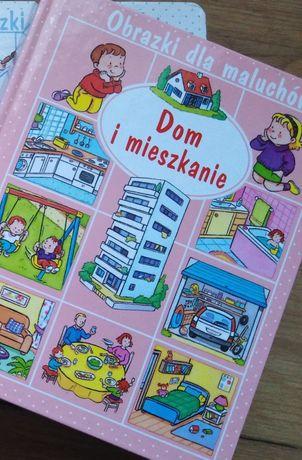 Dom i mieszkanie książka dla dzieci