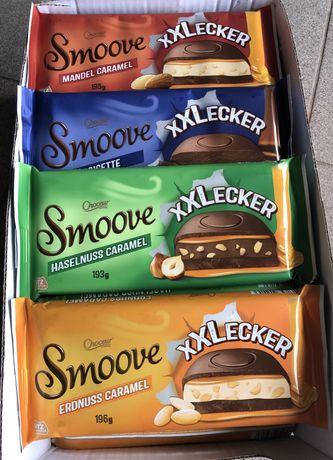 Шоколад Choceur smoove 195g