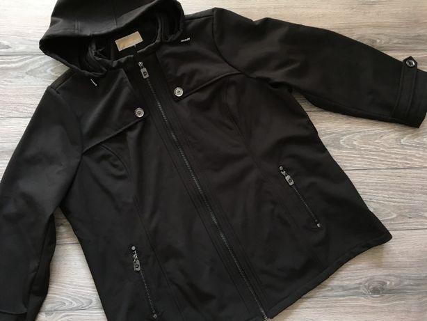 Демисезонная куртка софтшел Michael Kors размер XL.