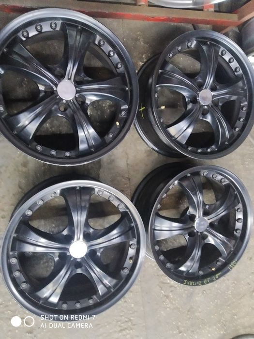 Felgi aluminiowe 5x112x18 et35 audi VW Mercedes skoda itp Kielce - image 1