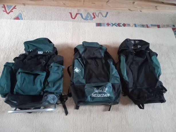 Plecaki gorskie turystyczne