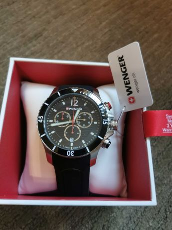 Zegarek szwajcarski firmy Wenger Seaforce Chrono. 3 lata gwarancji.
