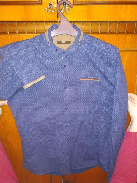 Рубашка сорочка одяг чоловічий штани 2 рубашки біла