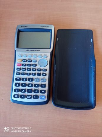 Calculadora Gráfica - Casio fx-9860G SD