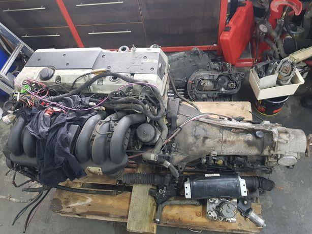 Mercedes w210 e280 silnik,inne podzespoły