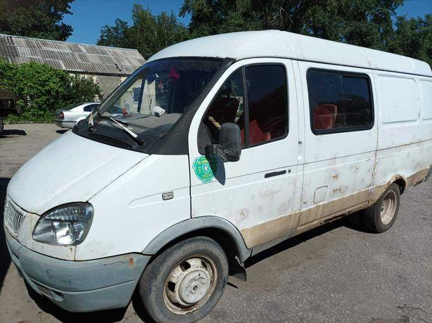 Автомобиль ГАЗ 2705