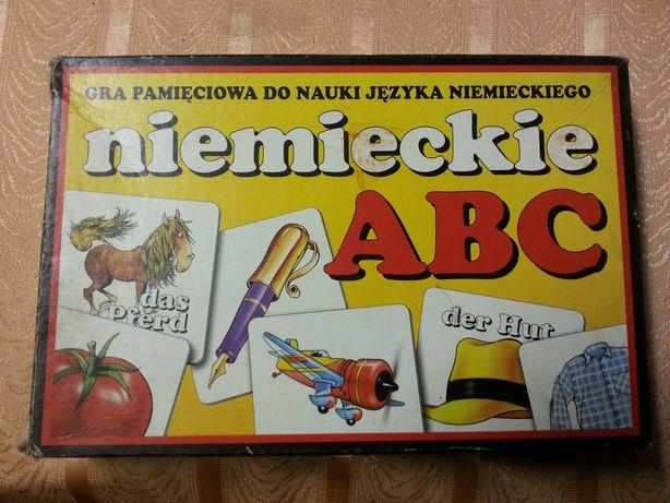 Gra niemieckie ABC