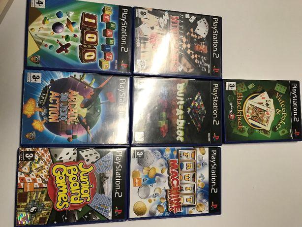 Jogos para a PS2