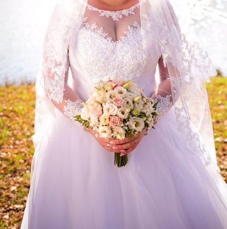 Идеальное свадебное платье!