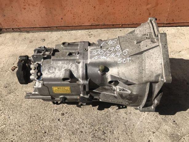 BMW E46 316/318 M43,N42 коробка передач МКПП 5ст.бмв е46 м43,н42