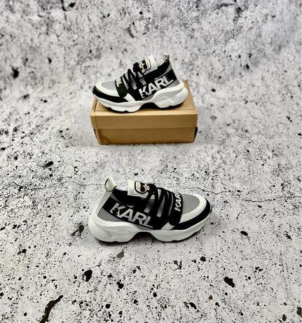 Buty Sneakersy Karl Lagerfeld Damskie NOWE Rozm 36-40 HIT Cenowy