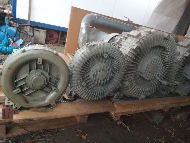 wentylator boczno kanałowy bocznokanałowy 0,55kw--13kw dmuchawa