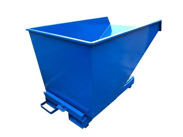 Kiprujący kontener, do piachu, tektur, odpadów, złomu