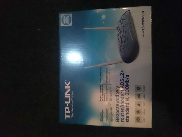 Router TP-Link TD-W8960N adsl