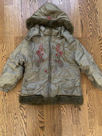 Продам зимнюю курточку