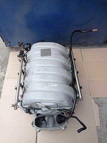 Коллектор впускной Mercedes AMG A1561401501 Двигатель коробка разборка