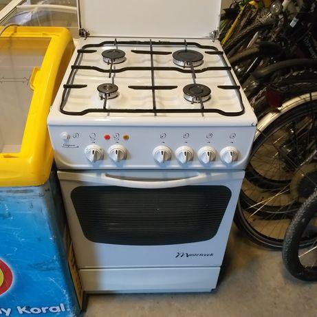 Газова плита Mastercook з електро духовкою