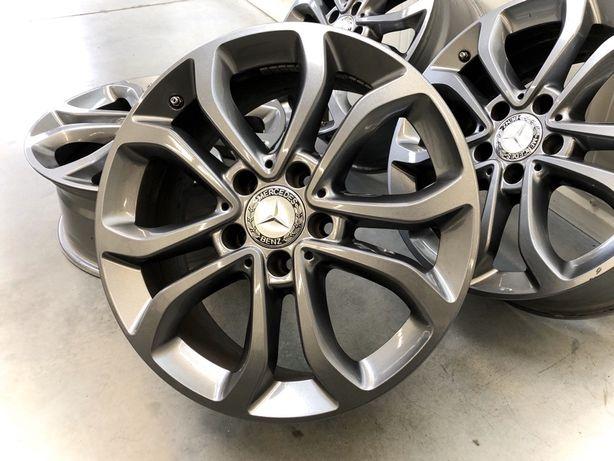 Felgi Mercedes 17 C Klasa W204 W205 A W176 B W246 CLA GLA E W212 Vito