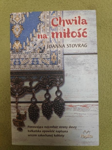 Chwila Na Miłość, Joanna Stovrag