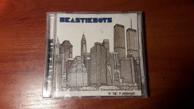 Beastie Boys альбом To the 5 Boroughs диск CD ліцензія