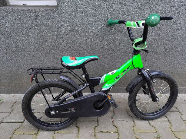 Rower dla chłopca Mexller