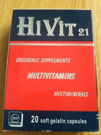 Витамины и минеральные добавки Египет