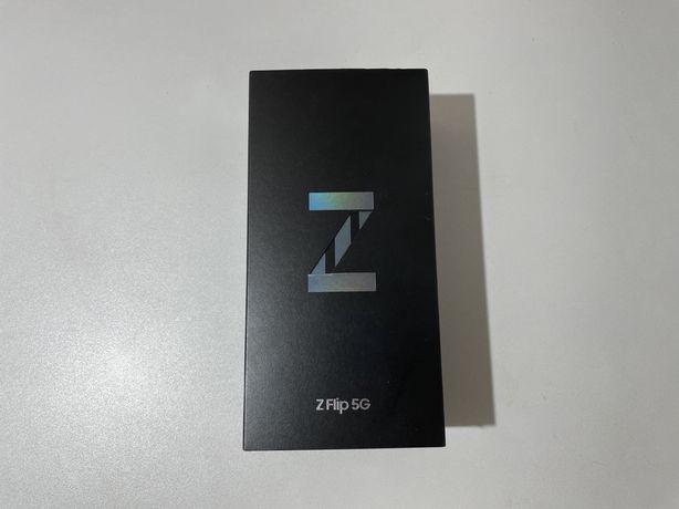 telefon Samsung Galaxy Z Flip 5G NOWY Gw.24mce Szary F707B + GRATIS!
