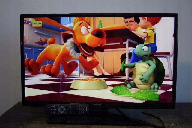 """TV LED 28"""" Philips 28PFL2908H/12 ; DVB-T/C MPEG4 ; HDMI ; USB ; pilot"""