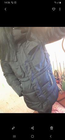 Пальто куртка пуховик 44 размер