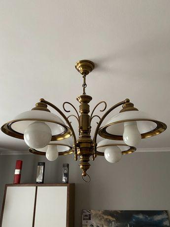 Zestaw 3 lamp do pokoju dziennego
