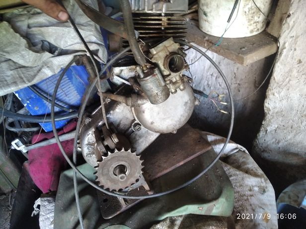 Продам двигатель Вятка електрон