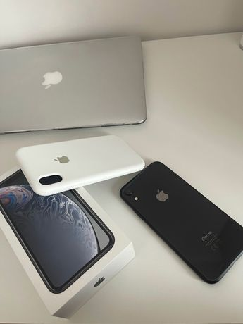 IPhone XR 64GB (Black)Czarny   Stan Idealny   Jeden właściciel !!!