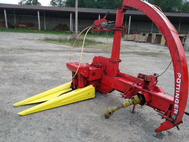 Січкарня навісна для кукурудзи Pottinger MEX II-S силосний комбайн