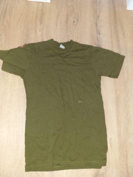 Koszulka wojskowa Army Norwegia kontrakt