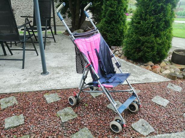 Wózek dziecięcy, parasolka