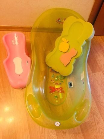 Детская ванночка (комплект)